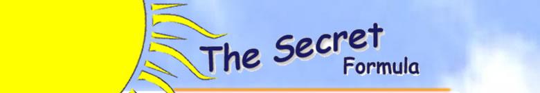 The Secret Formula logo