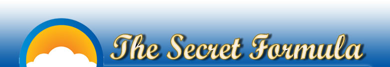 The Secret Formula logo