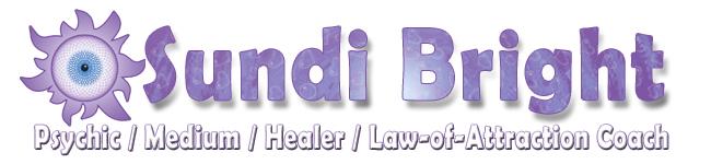 Sundi Bright - psychic healer